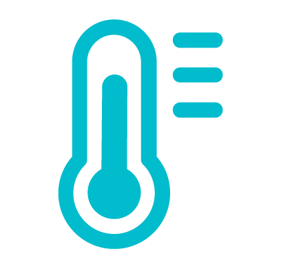 temperature options icon