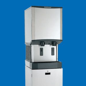 Scotsman 525 bottlelss water and ice cooler